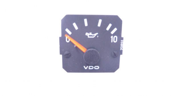 Messwerk Motoröl 0-10 bar