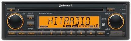 24V Radio Conti CDD7428UB-OR