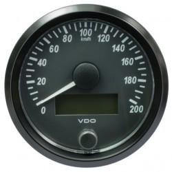 SingleViu Tacho 80 200KM/H