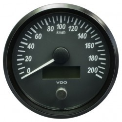SingleViu Tacho 100 200KM/H