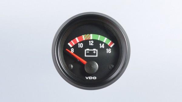 VDO Voltmeter