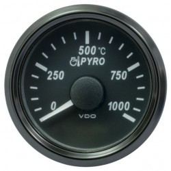 SingleViu PYRO 52 1000°C 1383 37,7MV