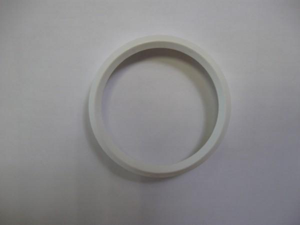 Frontring dreikant weiß 52mm