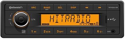 24V Radio Conti TR7423UB-OR