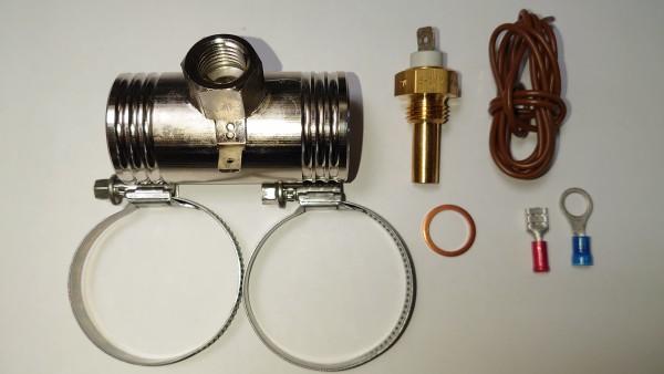 Montageset Kühlwasserthermometer
