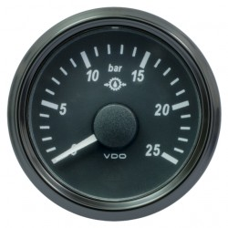 SingleViu Druckge. 52 25BAR 1167 184OHM (Getriebeöl)
