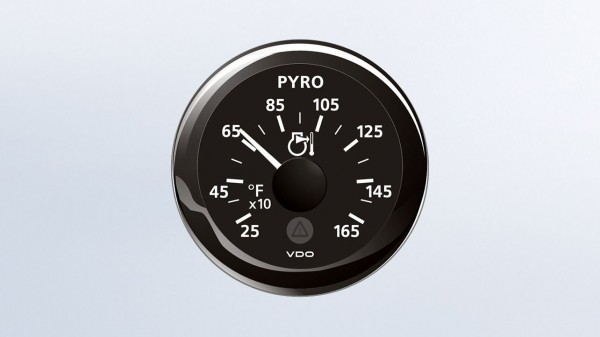 VDO Pyrometer