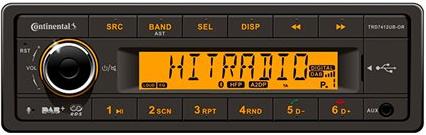 24V Radio Conti TRD7423UB-OR